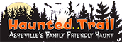 The Haunted Trail at the Adventure Center of Asheville
