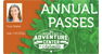 annual passes to the Adventure Center of Asheville