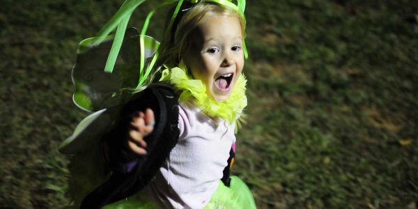 The Haunted Trail – Asheville's Best Family Friendly Haunt